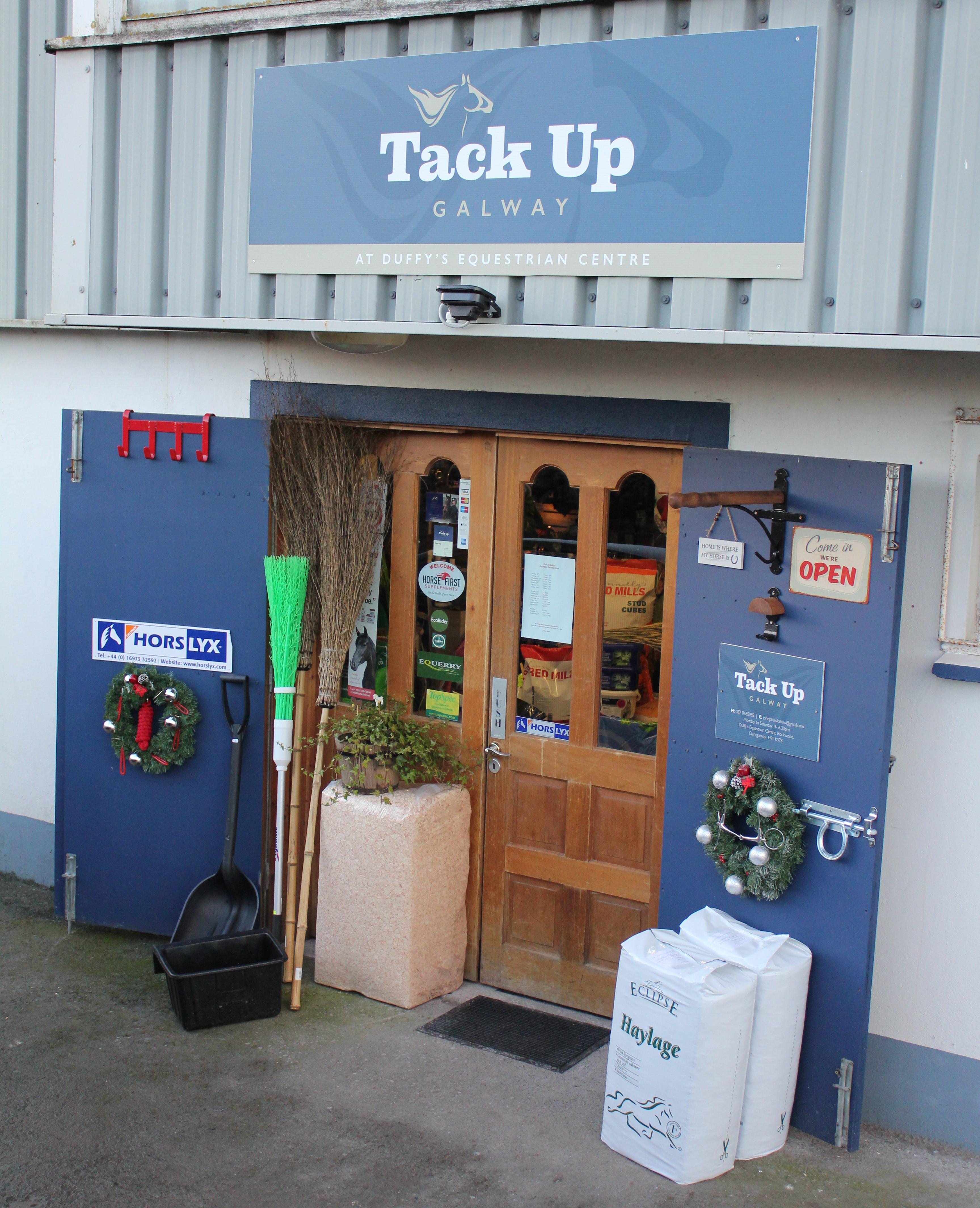 Tackup Shop